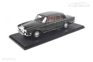 【送料無料】模型車 モデルカー スポーツカー ロールスロイスシルバーシャドウカルトスケールモデルrollsroyce silver shadow grn cult scale models 118 cml0361