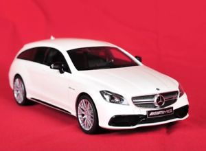 【送料無料】模型車 モデルカー スポーツカー メルセデスグアテマラmercedes cls 63 amg nr 999 white edition limited 9991000 118 gt spirit