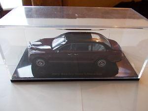【送料無料】模型車 モデルカー スポーツカー ベントレーステートリムジンハンドメイドメーカーカント143 bentley state limousine 2002 hand gemacht hersteller unbekant