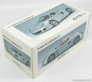 【送料無料】模型車 モデルカー スポーツカー ポルシェカレラporsche carrera gt autoart 118