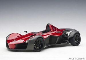 【送料無料】模型車 モデルカー スポーツカー モノラルメタリックレッドモデルautoart 18119 118 composite bac mono metallic red 2011composite modeltrun