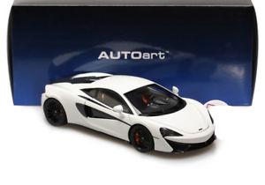 【送料無料】模型車 モデルカー スポーツカー neues angebotmc laren 570s white weiss autoart 118 76041 neu amp; ovp