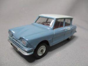 【送料無料】模型車 モデルカー スポーツカー シトロエンah226 cij europarc 143 citroen ami 6 3 cv 1960 ref 36