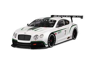 【送料無料】模型車 モデルカー スポーツカー グアテマラレーシンググッドウッドフェスティバルオブスピードスケールbentley gt3 racing 2013 goodwood festival of speed truescale resin tsm 118