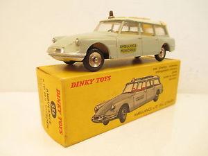 mib dinky 556 id19 citroen toys モデルカー en 【送料無料】模型車 carrier スポーツカー 9 so nicelk フランスシトロエンキャリアfrench boite ambulance