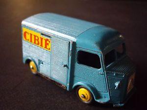 【送料無料】模型車 モデルカー スポーツカー シトロエンキロdinky toys 25 cg citroen 1200 kg glaces cibie
