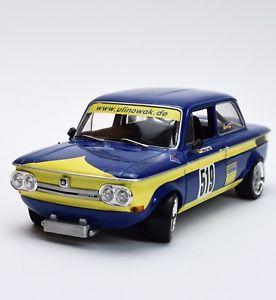 【送料無料】模型車 モデルカー スポーツカー カッププリンスクンツrevell 08459 nsu 1300 prinz tt cup h kunz mit zertifikat, 118, ovp, k010