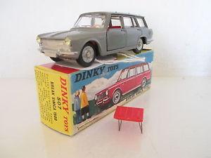 【送料無料】模型車 モデルカー スポーツカー フランスブレークステーションワゴンfrench dinky 507 simca 1500 break station wagon mib 9 en boite very nice lk