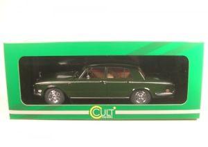 【送料無料】模型車 モデルカー スポーツカー ロールスロイスシルバーシャドウダークグリーンrollsroyce silver shadow dark green 1975