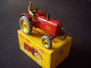【送料無料】模型車 モデルカー スポーツカー マッシーハリスdinky toys ref 300 tracteur massey harris boite dorigine