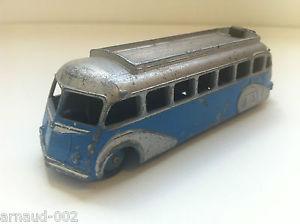 【送料無料】模型車 モデルカー スポーツカー バスdinky toys 29 e autobus isobloc