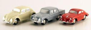 【送料無料】模型車 モデルカー スポーツカー ピッコロschuco piccolo vedes jahresset 1996 50119700