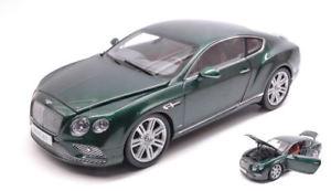 送料無料 模型車 モデルカー スポーツカー ベントレーコンチネンタルクーペモデルパラゴンモデルbentley continental gt coupe 2016 verdant 118 model paragon models