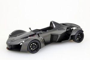 【送料無料】模型車 モデルカー スポーツカー モノメタリックブラックbac mono 2011 metallic schwarz autoart 118 neuovp