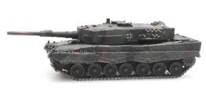 【送料無料】模型車 モデルカー スポーツカー artitec 6160075 1160 leopard 2a2 bundeswehr eisenbahntransport neu