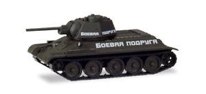 【送料無料】模型車 モデルカー スポーツカー バトルタンクロシアガールフレンドherpa military kampfpanzer t3476 russische armee fighting girlfriend 746199