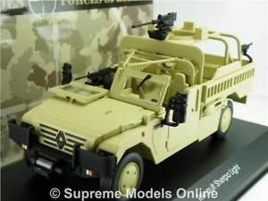 【送料無料】模型車 モデルカー スポーツカー ルノーライトモデルスケールアトラスrenault sherpa light military model 143 scale forces speciales atlas issue k8q