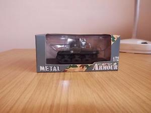 【送料無料】模型車 モデルカー スポーツカー スケールシャーマンタンクm195 cdc armour 172 scale 3132 sherman tank us m4 a2 76 mib