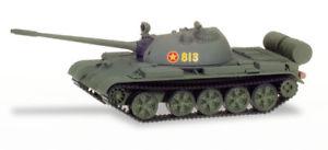 【送料無料】模型車 モデルカー スポーツカー バトルタンクベトナムherpa military kampfpanzer t55 vietnamesische volksarmee 746038