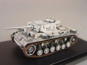 【送料無料】模型車 モデルカー スポーツカー panzer iii im wintertarn panzerstahl mod172 88029 e