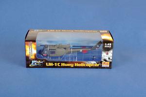 【送料無料】模型車 モデルカー スポーツカー モデルヘリコプターeasy model 39316 148 uh1c huey helicopter us 3rd platoon 1969 neu