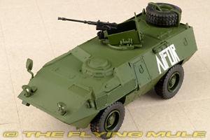 【送料無料】模型車 モデルカー スポーツカー イタリア143 6614 4x4 apc italian army