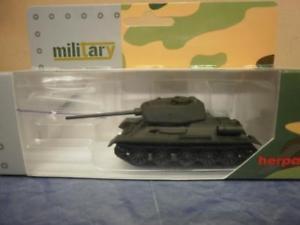 【送料無料】模型車 モデルカー スポーツカー ミニタンクタンクバトルherpa minitanks kampfpanzer t 34 85 undekoriert 745574