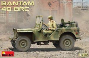【送料無料】模型車 モデルカー スポーツカー miniart 135 batnam 40 brc 35212