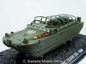 【送料無料】模型車 モデルカー スポーツカー ジーエムシーサイズダックモデルバージョンgmc 1944 dukw model army military 172nd size amphibious version pkd r0154x{}