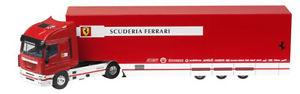 【送料無料】模型車 モデルカー スポーツカー トラックフェラーリiveco strailis trasporto ferrari 2005 113062 143 eligor