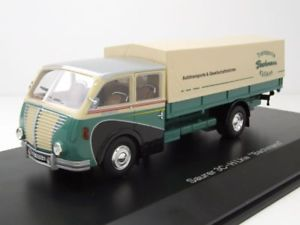 【送料無料】模型車 モデルカー スポーツカー トラックグリーンベージュモデルカープランsaurer 3ch lkw pritsche plane bachmann grnbeige, modellauto 143 schuco