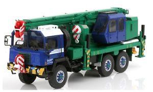 【送料無料】模型車 モデルカー スポーツカー クレーンリサイクルsaurer 10 dm crane gottwald reinhard recycling tek hoby 150 th5080