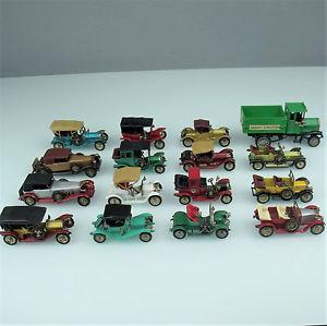 【送料無料】模型車 モデルカー スポーツカー ×モデル23x models of yesteryears und 1x m a n oldtimer, gut erhalten 170408
