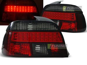 【送料無料】模型車 モデルカー スポーツカー ヌオーヴォシリーズロッソnuovo fanali posteriori bmw serie 5 e39 19952000 rosso fum led sv ldbm10ei xi