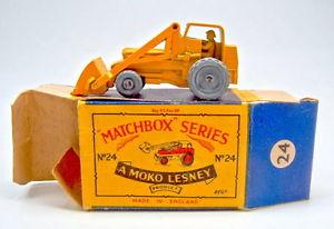 excavator rw 24a moko マッチモコボックスショベルmatchbox 【送料無料】模型車 hydraulic スポーツカー perfekt モデルカー in box