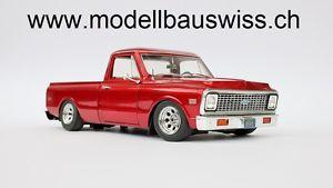【送料無料】模型車 モデルカー スポーツカー シボレーピックアップチューニング