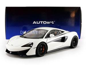 【送料無料】模型車 モデルカー スポーツカー マクラーレンautoart 118 mclaren 570s 76041