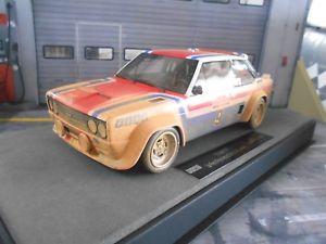 【送料無料】模型車 モデルカー スポーツカー フィアットアバルトラリーサンレモ#トップマルケスfiat 131 abarth rallye san remo 1977 winner 9 andruet dirty v top marques 118