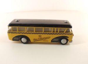 【送料無料】模型車 モデルカー スポーツカー ボルボバスバスtekno dk n 850 volvo autobus max j madsen bus rare