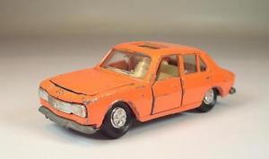 【送料無料】模型車 モデルカー スポーツカー プジョーセダンオレンジ#majorette 165 nr 239 peugeot 504 limousine orange 845
