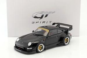 【送料無料】模型車 モデルカー スポーツカー ポルシェソフトウェアライセンスグアテマラporsche 911 993 rwb schwarz 112 gtspirit