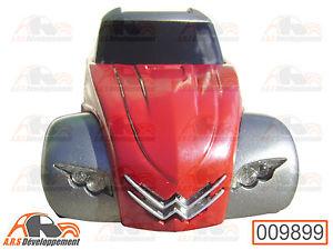 【送料無料】模型車 モデルカー スポーツカー ミニチュアcitron 2cv artistique numrote miniature lchelle 118 en rsine 9899