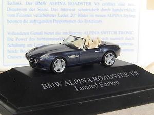 【送料無料】模型車 モデルカー スポーツカー アルピナアルピナオーシャンビューherpa bmw alpina z 8 limited edition alpinapc ov