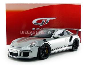 【送料無料】模型車 モデルカー スポーツカー グアテマラポルシェグアテマラgt spirit 112 porsche 911 991 gt3 rs 2015 gt705
