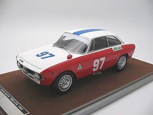 【送料無料】模型車 モデルカー スポーツカー アルファロメオジュリアスプリント#リッツォタルガフロリオテクノモデルalfa romeo giulia gt 1600 sprint gta 97 rizzo targa florio tecnomodel 118
