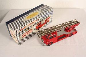 【送料無料】模型車 モデルカー スポーツカー ターンテーブルボックス#ミントneues angebotdinky toys 956, turntable fire escape, mint in box   ab615