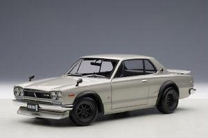 【送料無料】模型車 モデルカー スポーツカー スカイラインチューニングバージョンautoart 77441 nissan skyline gtr kpgc10 tuned version