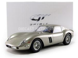 【送料無料】模型車 モデルカー スポーツカー グアテマラフェラーリgt spirit 112 ferrari 250 gto 1962 zm118