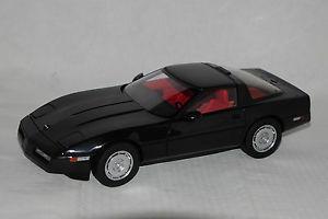 【送料無料】模型車 モデルカー スポーツカー シボレーコルベットchevrolet corvette c4 1986 schwarz 118 autoart neu amp; ovp71242