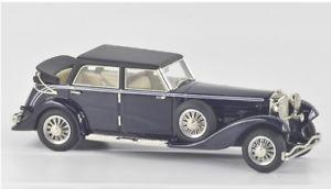 【送料無料】模型車 モデルカー スポーツカー セダンローリングストン143 duesenberg limousine landaulet rollston ch2605j577 1936 vendue monte